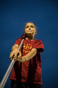 Menlo Atherton High Bears Varsity Football vs. Burlingame High School 2012-10-12