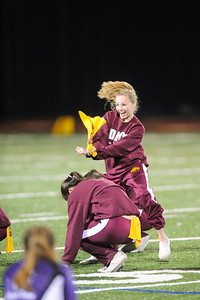 Menlo Atherton Dance Team @ Sequoia Game 2012-11-16