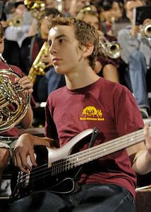 Menlo Atherton High School Band, 2011-09-16