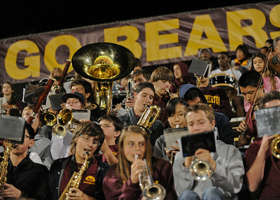 Menlo Atherton High School Band, 2011-09-16