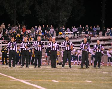 Menlo-Atherton Varsity Football vs.Milpitas, 2016-11-25.