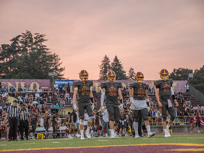 M-A Bears Sprit vs. Archbishop Mitty.