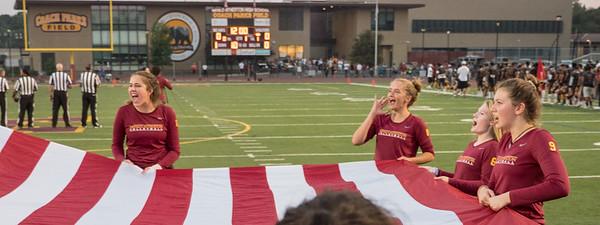 M-A Bears Varsity Football vs. Archbishop Mitty.