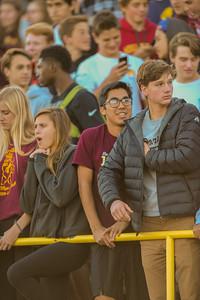 Menlo-Atherton Varsity Football vs. Bellarmine Bells, 2016-11-18.