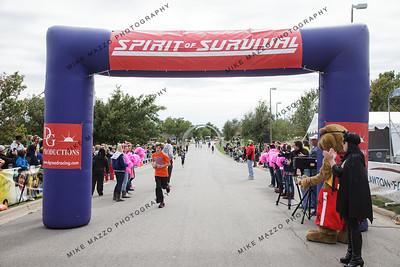 Kids Marathon ( finish line )