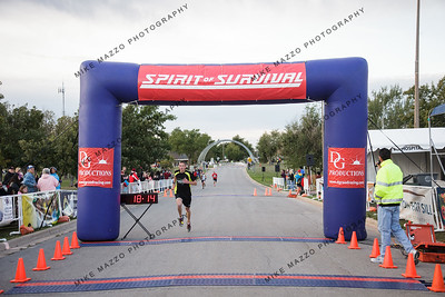 Half Marathon/Relay ( finish line )