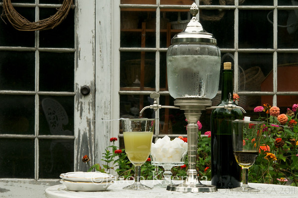Absinthe In The Country  #202