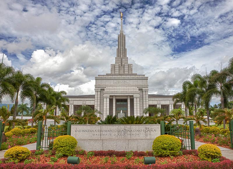 Apia, Samoa Temple (LDS, Mormon)