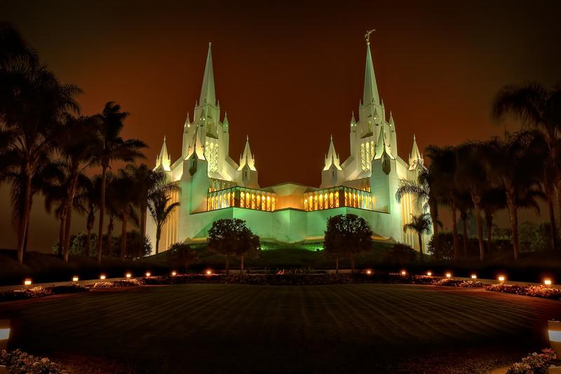San Diego, California Temple (LDS, Mormon)