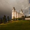 Manti, Utah Temple (LDS, Mormon)