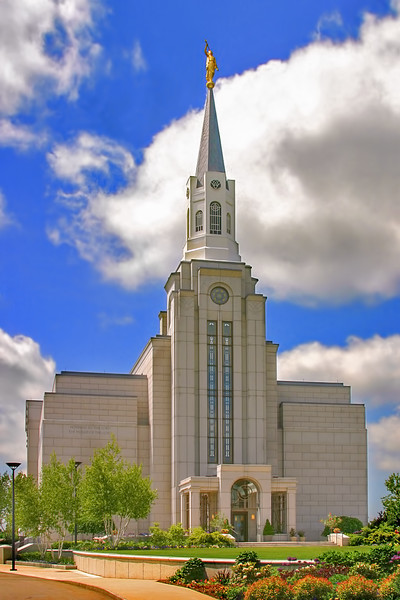 Boston, Massachusetts Temple (LDS, Mormon)