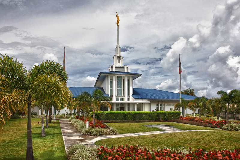 Papeete, Tahiti Temple (LDS, Mormon)