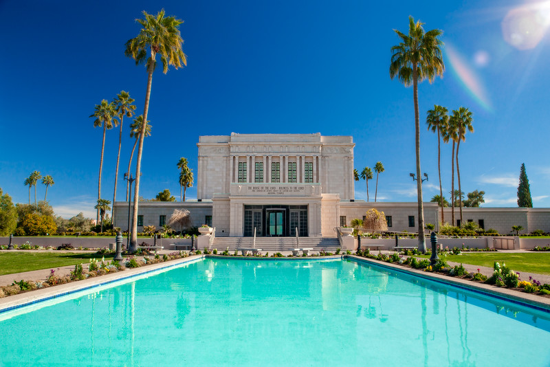 Mesa, Arizona Temple (LDS, Mormon)
