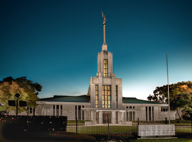Sydney, Australia Temple (LDS, Mormon)