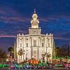 St. George, Utah Temple (LDS, Mormon)