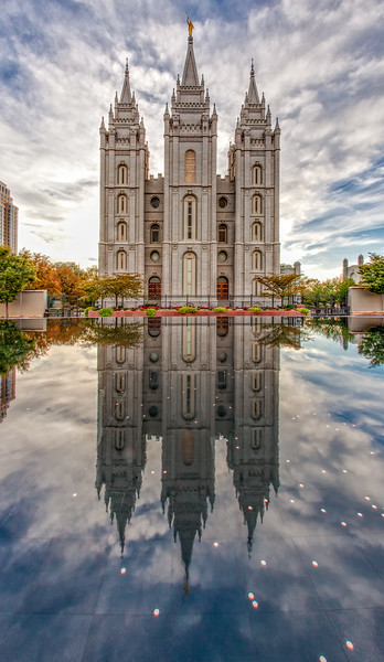 LDS Temples - Holy Places