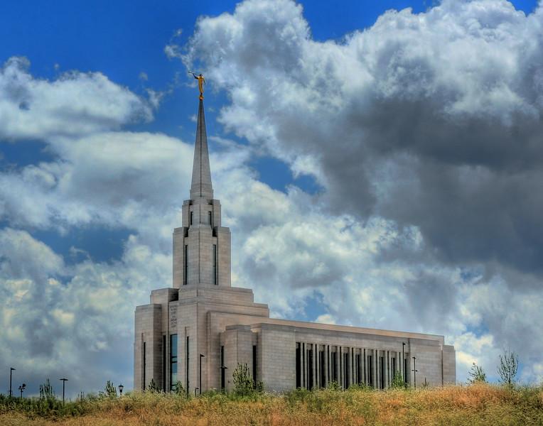Oquirrah Mountain Temple, South Jordan, Utah