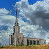 Oquirrah Mountain Temple, South Jordan, Utah