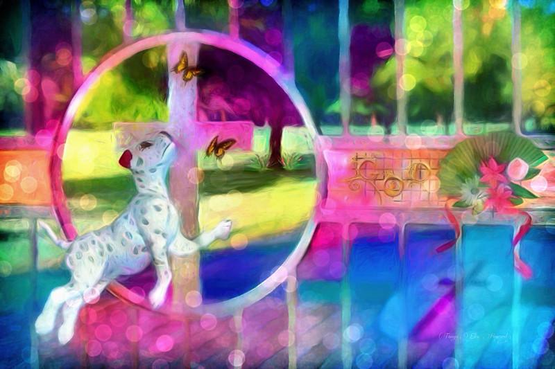 4232-PE-5208 Open The Gate