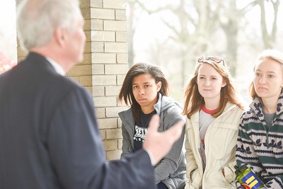Belmont Methodist Missions trip in Memphis