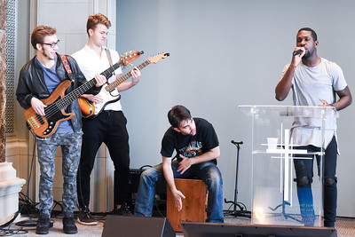 Chapel with Aaron Bryant