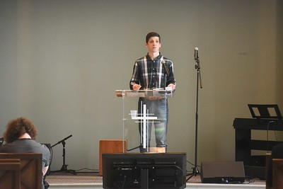 Joshua Riedel Assistant Director of Spiritual Formation