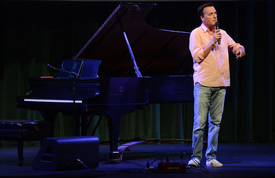 Michael W. Smith speaks at convocation