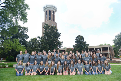 ministry student leaders