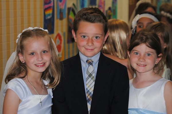 1st Communion Mass 2015