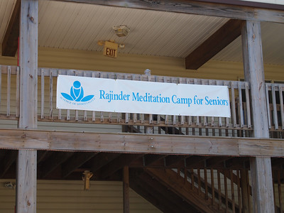 2011 Rajinder Meditation Camp for Seniors