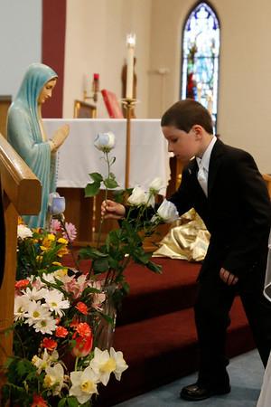2015 St. Wenceslaus First Communion