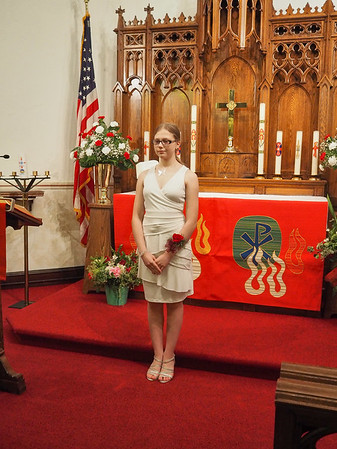 2017 Peace Lutheran Confirmation