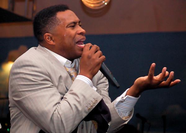 Pastor Abram Dixon