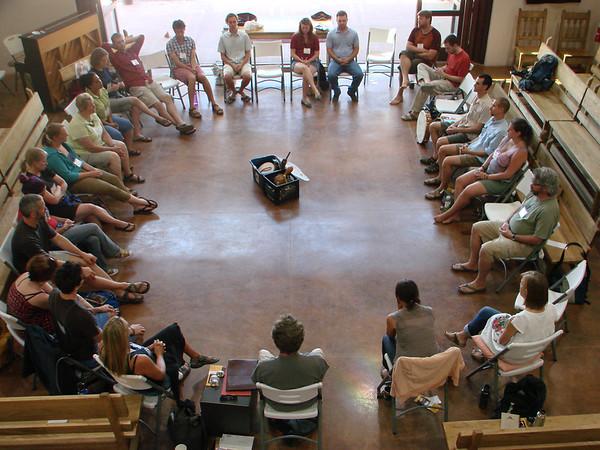 Agape Center Sanctuary 2012-07