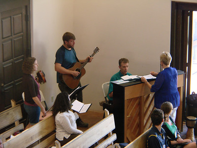 Agape Center Worship 2012-07-22