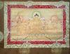 #18 Cenrezi Sakyamuni Padmasambhava SHANKAR