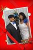 Christmas billboard card 4x6