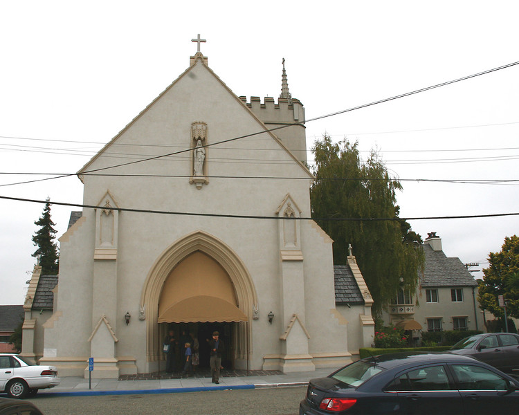 St. Margaret Mary Church, 1213 Excelsior, Oakland CA.
