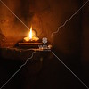 Oil Lamp Lit by jduran