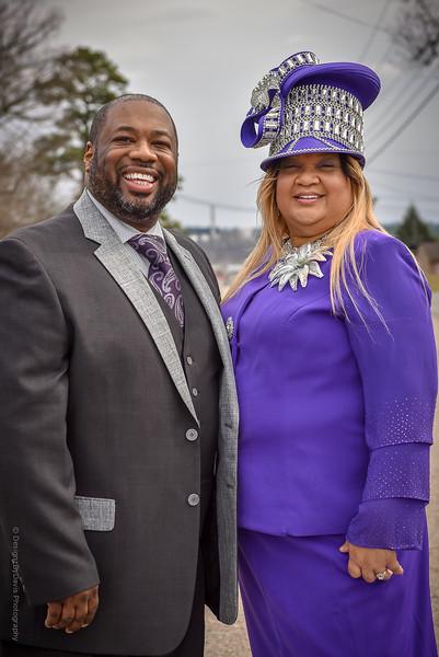 Bishop Elect Witcher Anniversary 2018