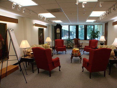 Bon Secours Spiritual Center, Marriottsville, MD