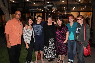 Brian and Family May 5, 2012
