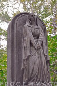 North Burial Ground headstone, Bristol, RI