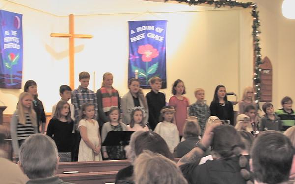 Christmas Service - 2014
