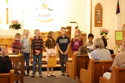 Easter Musical - 2009