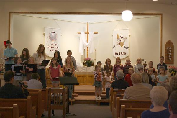 Easter.Musical .2009