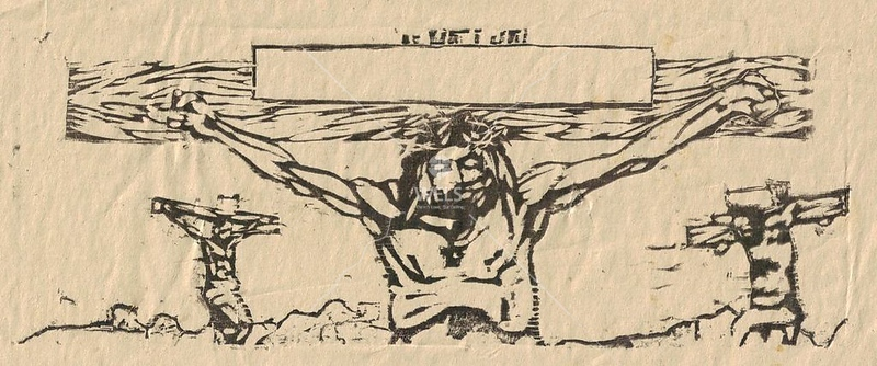 Crucified by jjaspersen