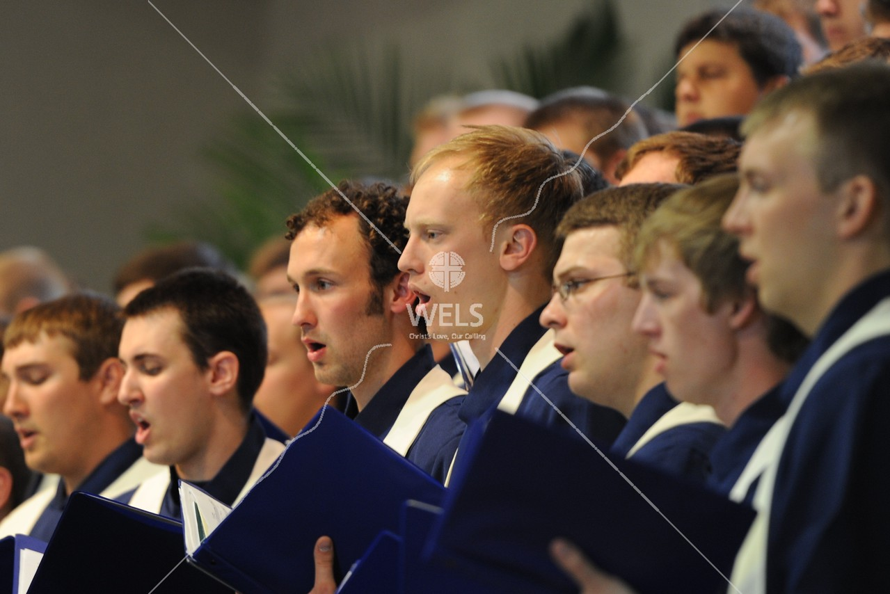 Seminary Choir by wpekrul