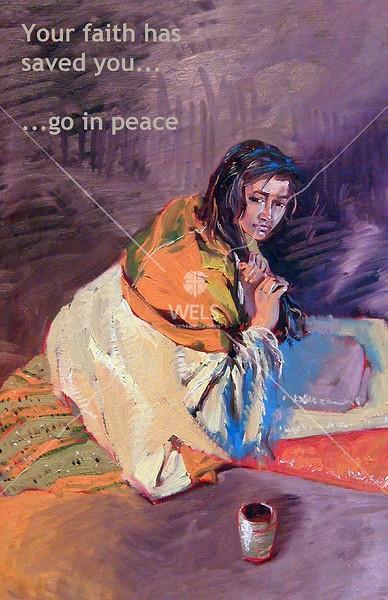 Go in Peace by jjaspersen
