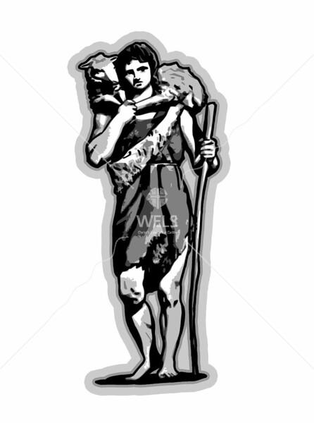 Good Shepherd by jjaspersen